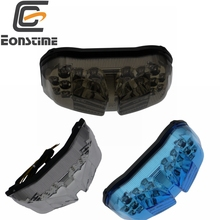 Buy Eonstime Motorcycle Tail Light For Yamaha FZ8 2010-2013 FZ1 2006-2013 Tail Light Brake Turn Signals Integrated LED Light directly from merchant!
