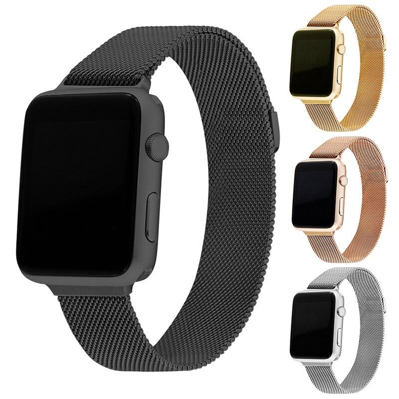 Fake Diamond Apple Watch Band