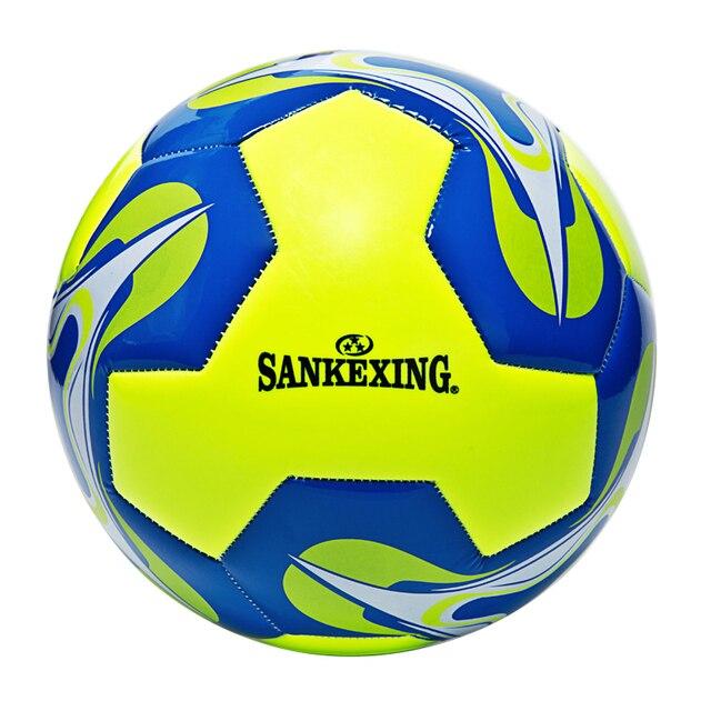 b4326c80ca SANKEXING Marca Padrão Oficial da Bola de Futebol Tamanho 5 Bolas de Futebol  de Futebol 2017