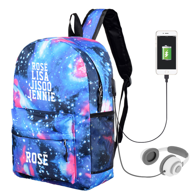 Creative Got7 Mochila Bts Kids Shoulder Bag Seventeen Backpack For Ladies Notebook Bag Teenager Girls Vrouwen Rugzak Travel Bagpack Women Luggage & Bags