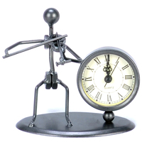 Alarm Clocks Pendulums Decorations Bedside Cabinets In Bedrooms Home Decoration Accessories