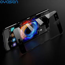 Full Cover Tempered Glass For Huawei Honor 8 9 10 V10 Lite 3D Explosion-proof Screen Protective Film