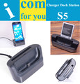 Multifunctional USB charging docking Desktop Cradle Mount Battery Charger Dock Station for Samsung Galaxy S5