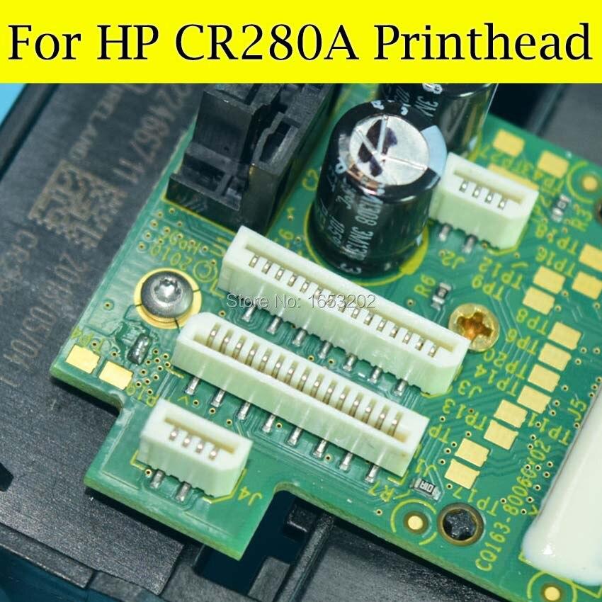 1 предмет Новинка 100% года; оригинальные сопла cr280 cr280a Печатающая головка для HP Photosmart 6510/6515/6520/6525 печатающей головки