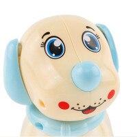 いたずら子供電動子犬面白いリトル犬のおもちゃのため赤ちゃん男の子女の子キッズ誕生日ギフト