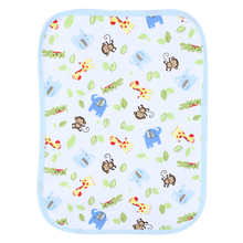 Baby Waterproof Nappy Changing Pads Covers Stroller Pram Bed Reusable Nappy Sheet Mat Cover Urine Pads Covers Accessories(China)