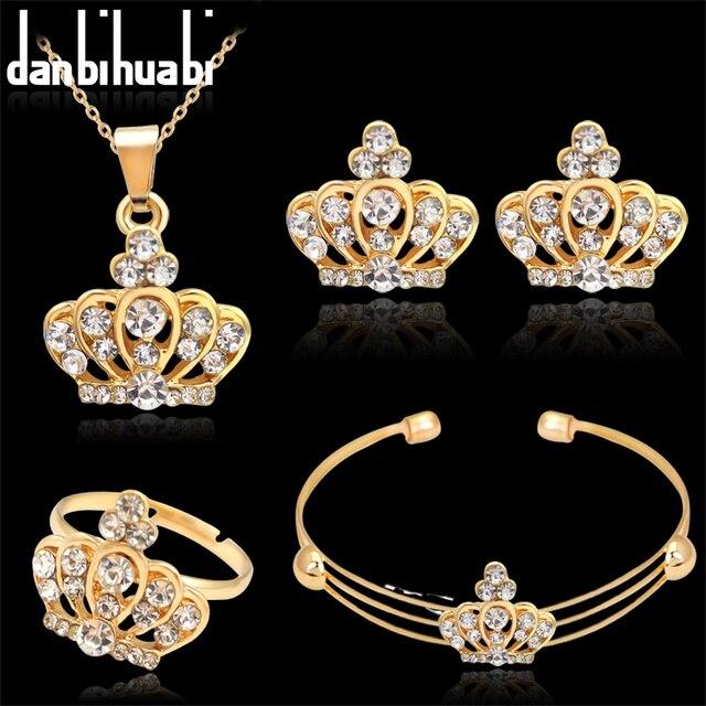 Aliexpresscom Buy danbihuabi Crown Woman Wedding Jewelry