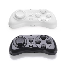 Smart Bluetooth Joystick Wireless Gamepad Remote Controller Game Pad for iPhone Android SmartPhone Tablet Self Timer 3D Glasses