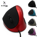 CHYI New Wired Vertical Mouse Superior Ergonomic Mause Design Mice Optical Health Gamer Work Mouse For Alleviate Wrist Fatigue
