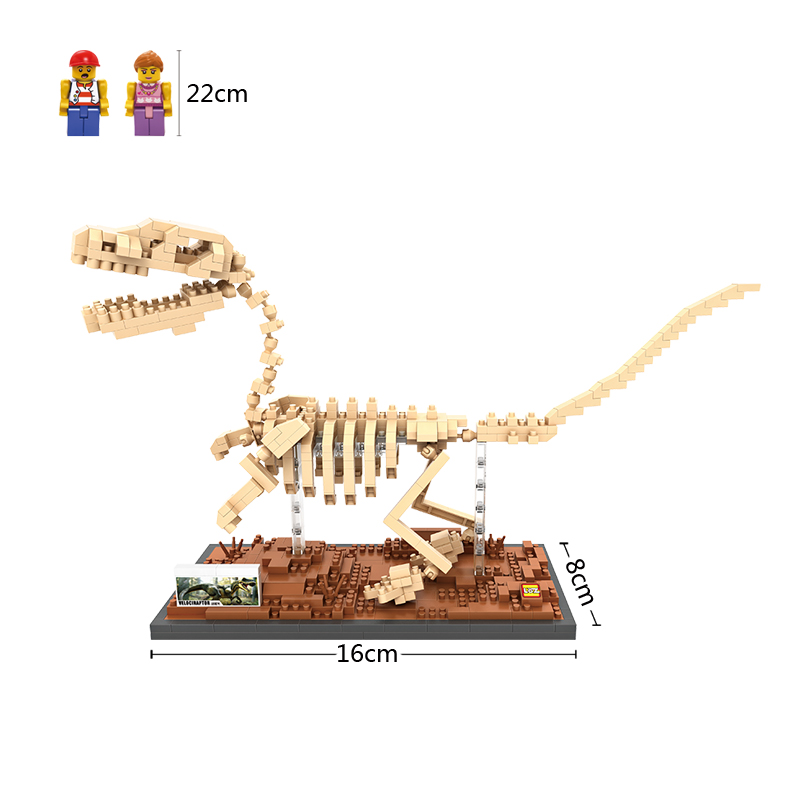 Can you use carbon dating of dinosaur bones toys