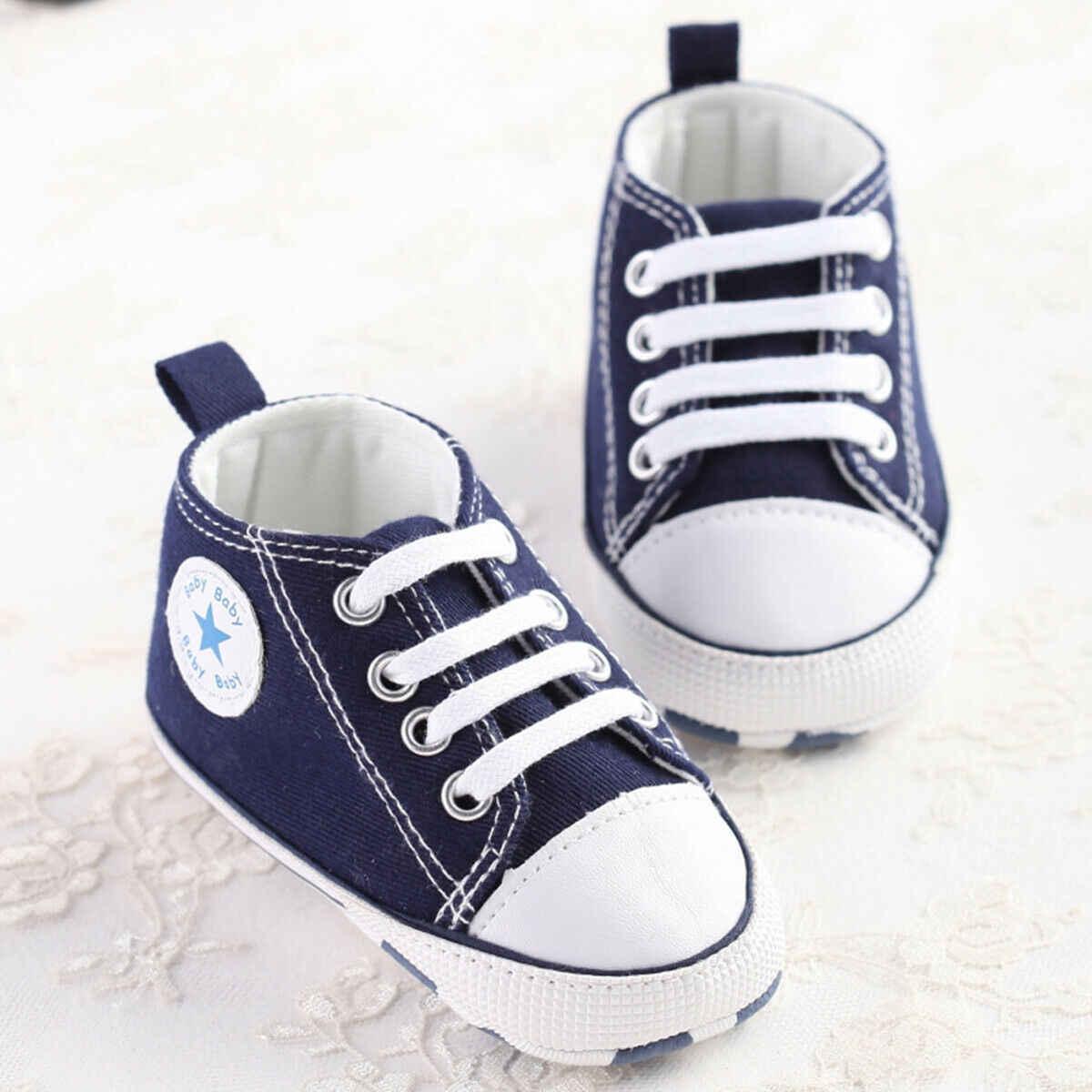 Zapatos para niños suaves, informales, deportivos, Unisex, para niños, niñas, 2019, otoño, primavera, zapatillas a rayas, zapatos transpirables para niños
