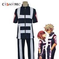 Coshome Boku No Hero Academia Cosplay Costumes My Hero Academia Wigs Izuku Midoriya Bakugou Katsuki Top