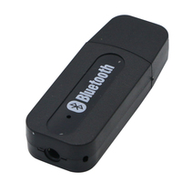 High Quality Wireless Bluetooth Audio Receiver USB Adapter 3 5mm Stereo Music Dongle For Smartphone Win7