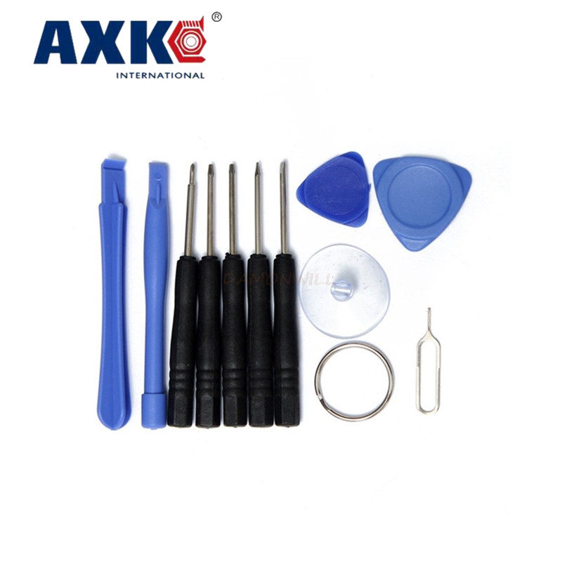 11 In 1 Cell Phones Opening Pry Mobile Phone Repair Tool Kit Screwdriver Set For Iphone Samsung Xiaomi Accessory Bundles