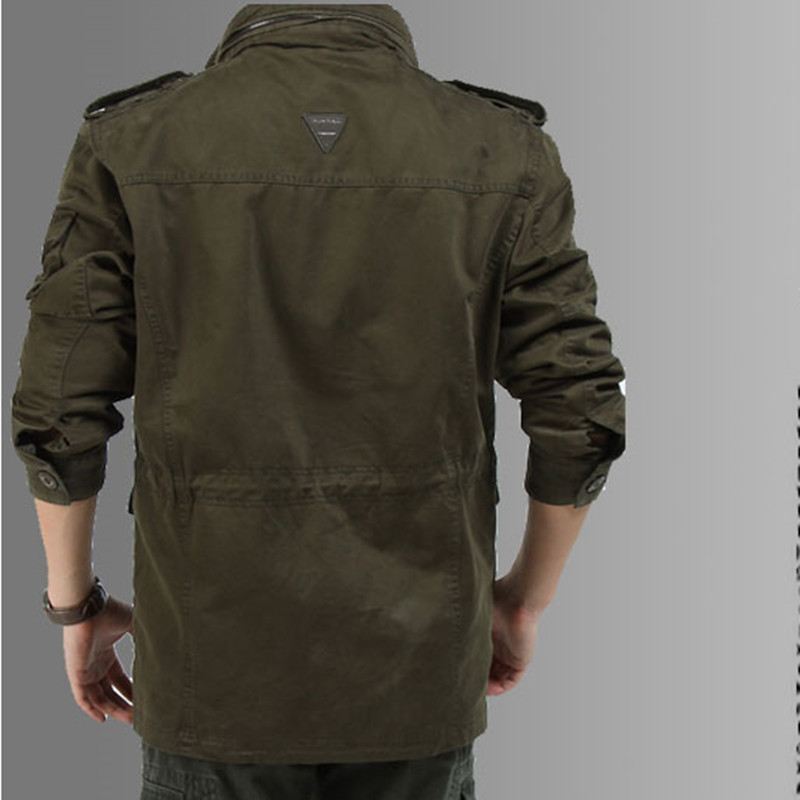 Green Military Coat Men Fashion Women S Coat 2017