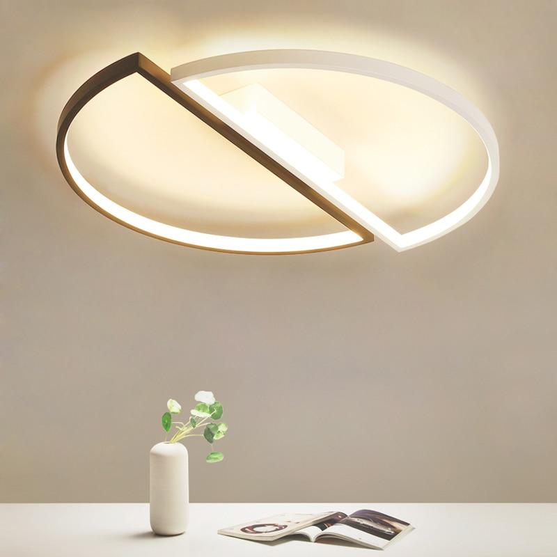 modern led ceiling lights lighting for living room lamp bedroom light ceiling fixtures remote. Black Bedroom Furniture Sets. Home Design Ideas