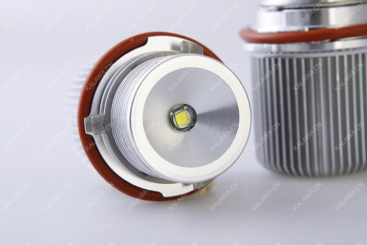 one pair 2*10W 20W CREE LED Marker Angel Eyes case for BMW E39 E53 E60 E61 E63 No Error BD-LA-001 10W(A) GGG FREESHIPPING philips 49pft5501