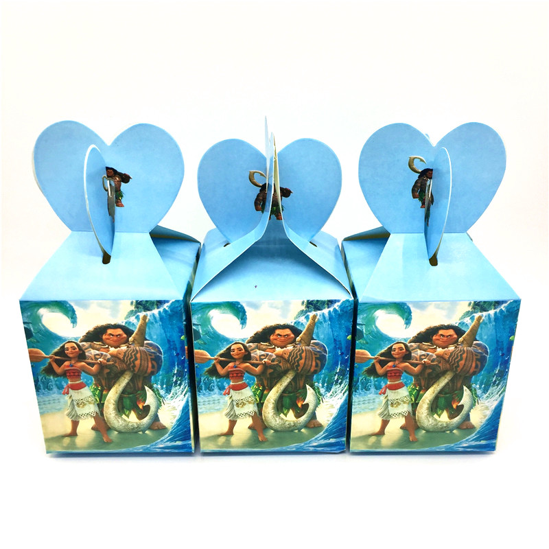wedding : Disney Moana Maui 112Pcs Lot Baby Shower Children Birthday Decoration Wedding Celebration Supplies Disposable Tableware Sets