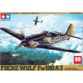TAMIYA scale model 61037 1/48 scale aircraft  FOCKE WULF FW190 A3 Assembly Model kit Modle building scale aircraft airplane kit