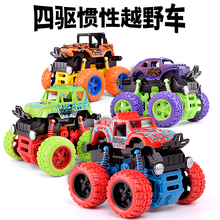 Ant Children's large size four-wheel drive inertial off-road simulation stunt swing toy car children's favorite toy car gift toy four wheel drive off road vehicle simulation model toy car model baby toy car gift
