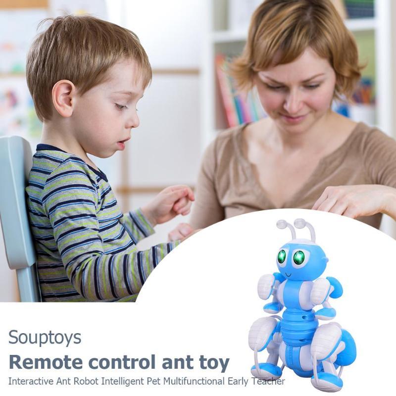 Robô Diálogo Formiga para Meninos Presentes de Aniversário Das Crianças