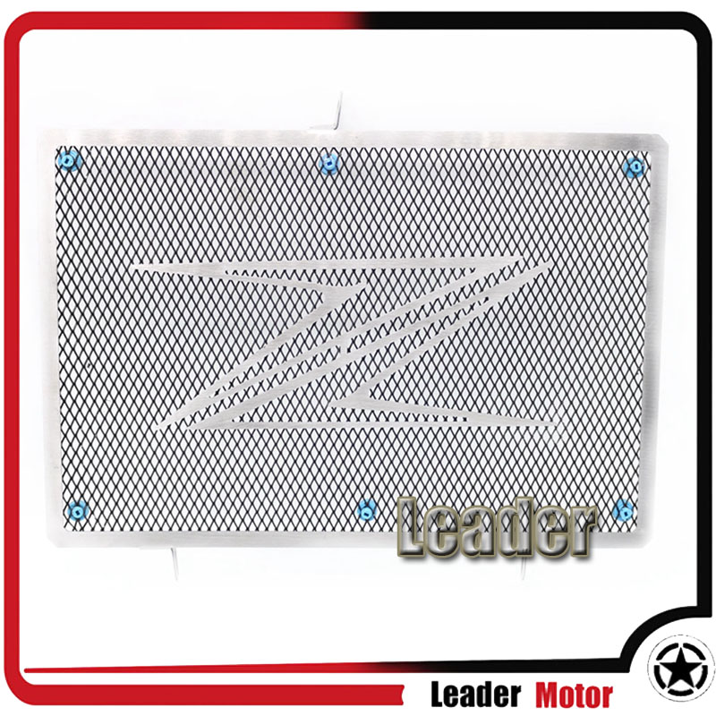 For Kawasaki Z1000 2010-2016 Z1000SX 2011-2015 Motorcycle Accessories Radiator Grille Guard Cover Protector kemimoto motorcycle radiator grille guard cover protector for kawasaki er6n 2012 2013 2014 2015 2016 motorcycle accessories