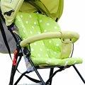 HOT Cute Babies Stroller Thick Cushion Stroller Car Pushchair Cushion Soft Seat Stroller Cotton Cushion Baby Stroller Pad