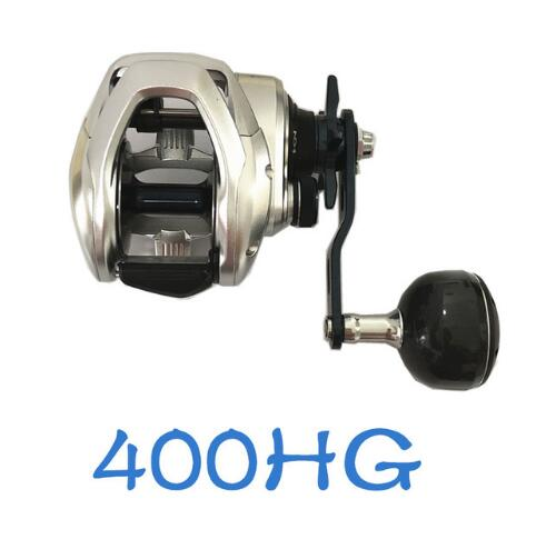0377f6c3798 100% original Japan SHIMANO TRANX 300 301 300HG 400HG Low Profile Fishing  Reel 5+1BB Slow Jigging Reel