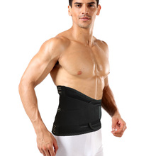 Adjustable Orthopedic Back Support Belts Breathable Lumbar Corset Medical Lower Brace Waist Belt Spine