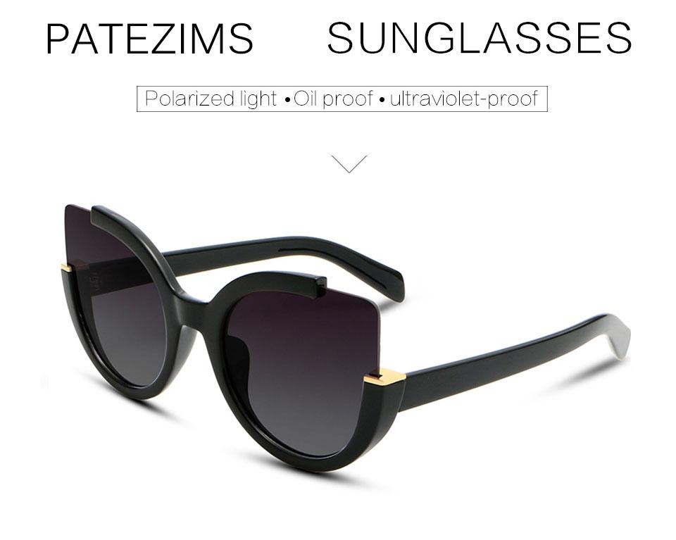 HTB1rRX.RFXXXXcrXFXXq6xXFXXXQ - Cat Eye Sunglasses Women 2017 High Quality Brand Designer Vintage Fashion Driving Sun Glasses For Women UV400 lens gafas de sol