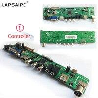 V56 Universal LCD Controller Driver Board TV HDMI VGA AV USB AUDIO LCD Controller Board Support