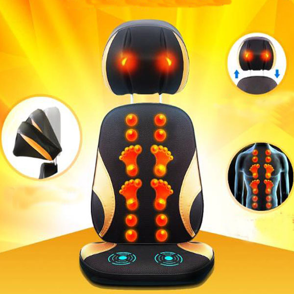 Idiva Indonesia 3d Face Body Massager: Online Buy Wholesale Massage Shiatsu Cushion From China