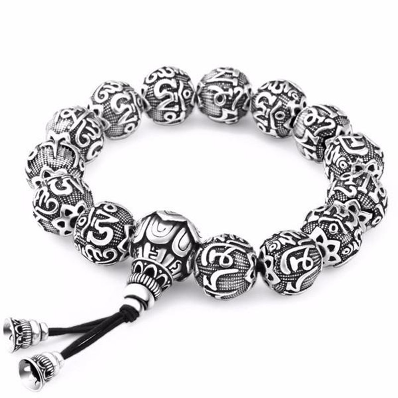 Pukido Charm Bead 100/% Authentic 925 Sterling Silver Bead Original Bracelet Women Jewelry Color: 5, Item Diameter: 14mm