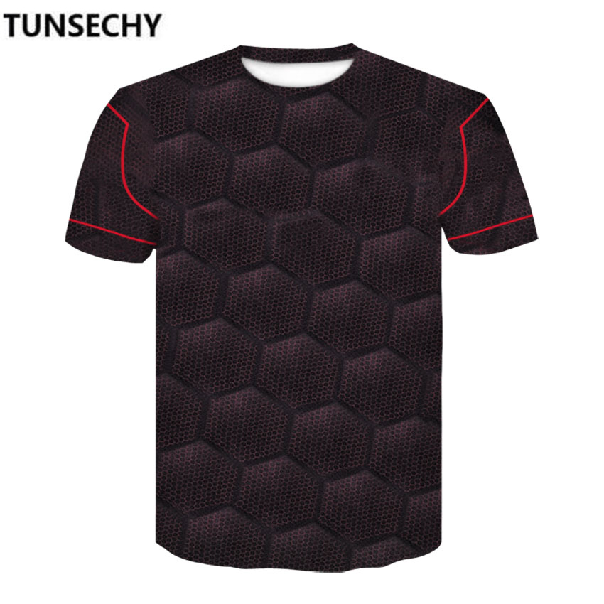 TUNSECHY Avengers 3 T-shirts 3D Digital printing Men Iron Man Compression Shirts NEW Top Male T-shirts Wholesale and retail
