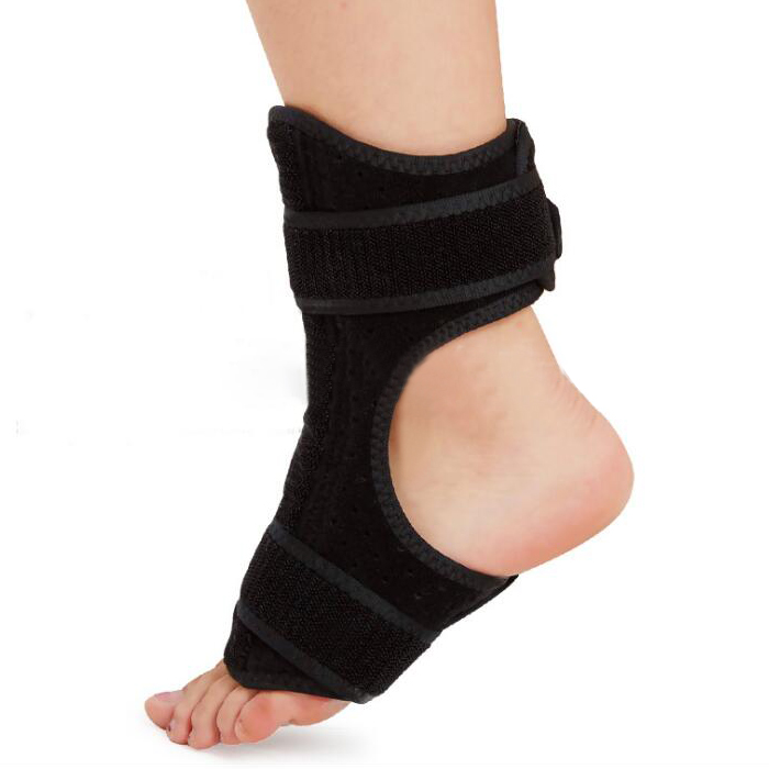 Professional Medical foot drop Ankle Brace Support breathable fabric Ankle plantar fasciitis night splint instep evercryo inflatable air pump adjustable ankle brace medical ankle cold compression wrap