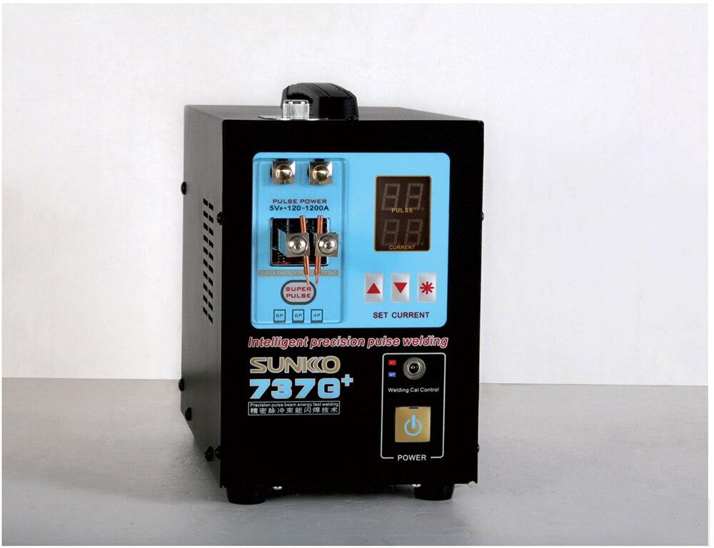 bateria de alta potência máquina de solda