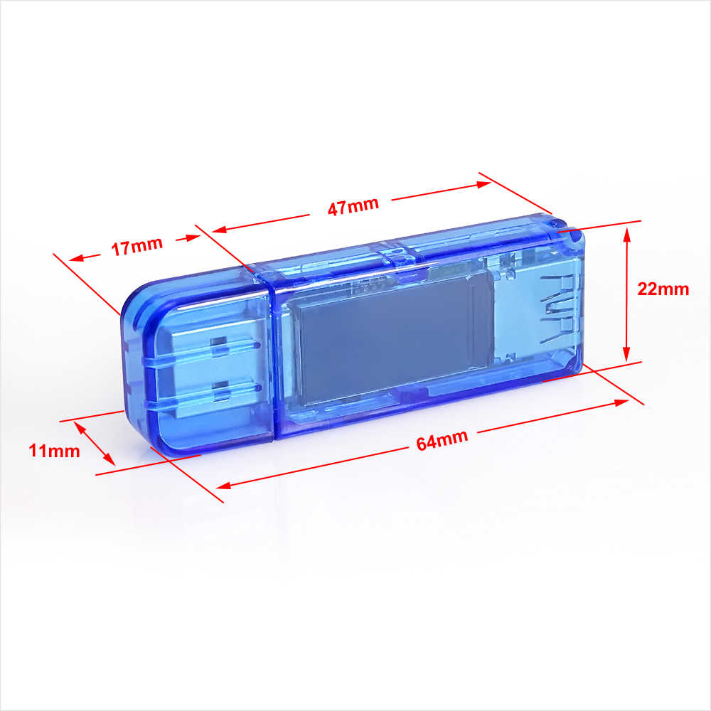 RD AT35 AT34 5 Số USB 3.0 Màn Hình LCD Màu Khuếch, Điện Máy Đo Đồng Hồ Vạn Năng Pin Sạc Power Bank USB bút Thử Điện