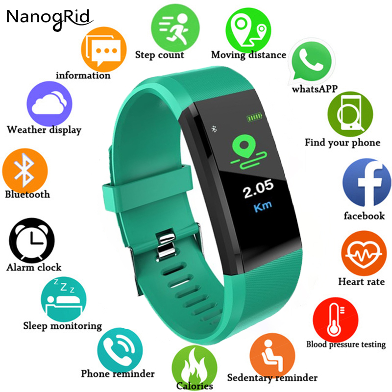 Hot Sale] Sport Smart Watch Children women Watches Kids For