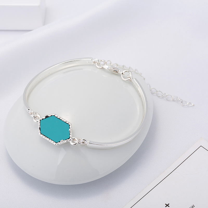 B1942 (15)Silver Turquoise