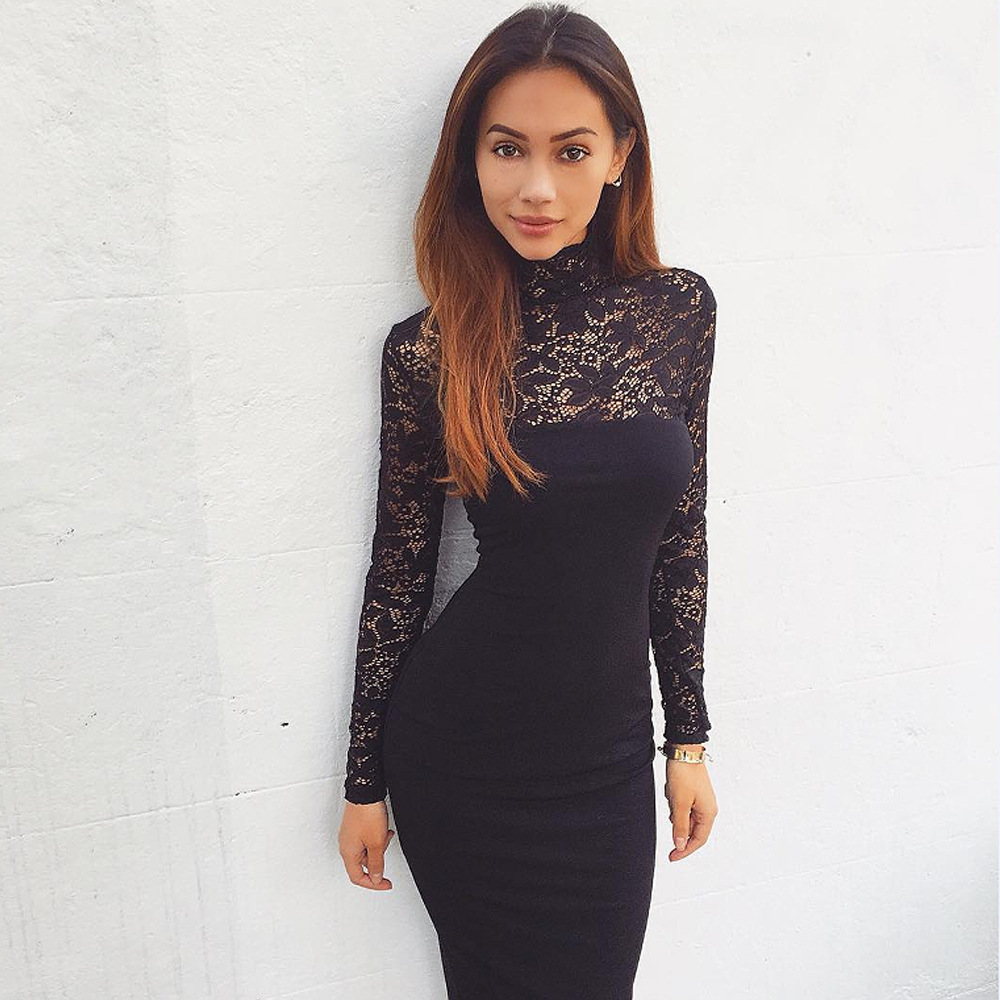 Formal black dress tumblr