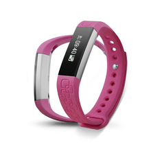 SmartBand M1 Bluetooth Смарт-Браслет Шагомер Сердечного ритма Монитор Сна Звонок Напоминание Браслет Фитнес-Трекер для Android ios
