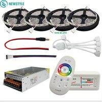 5M 10M 15M 20M DC12V Flexible RGBW 5050 SMD LED Strip Light Waterproof 2 4G RGBW