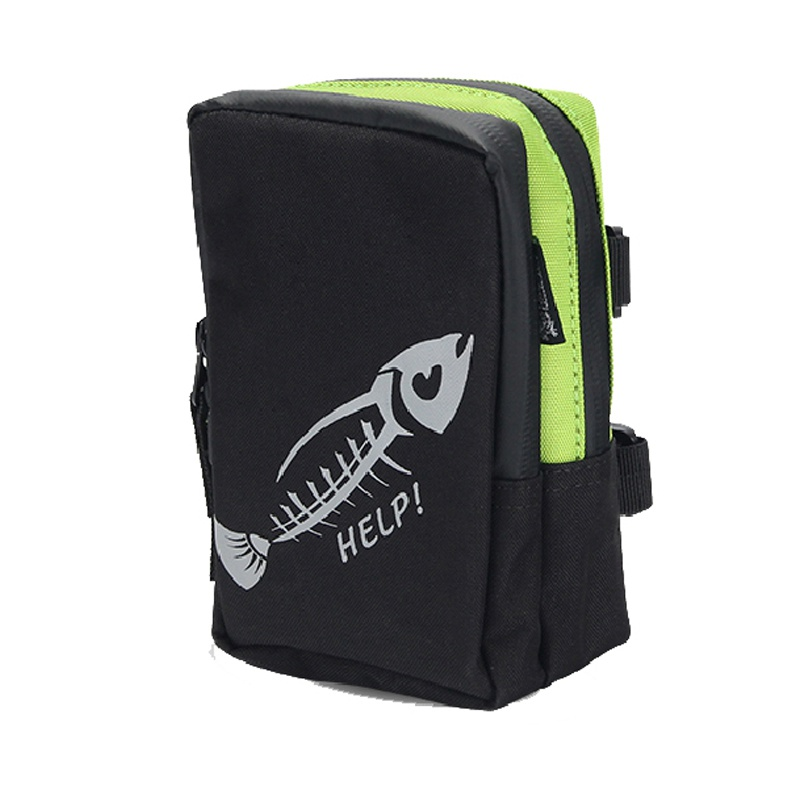 Security & Protection Lawaia Small Fishing Reel Bag Fishing Reel Protective Case Cover Wrap Dripping Wheel Protector Nylon Fishing Gear Tackle Bags Beautiful And Charming