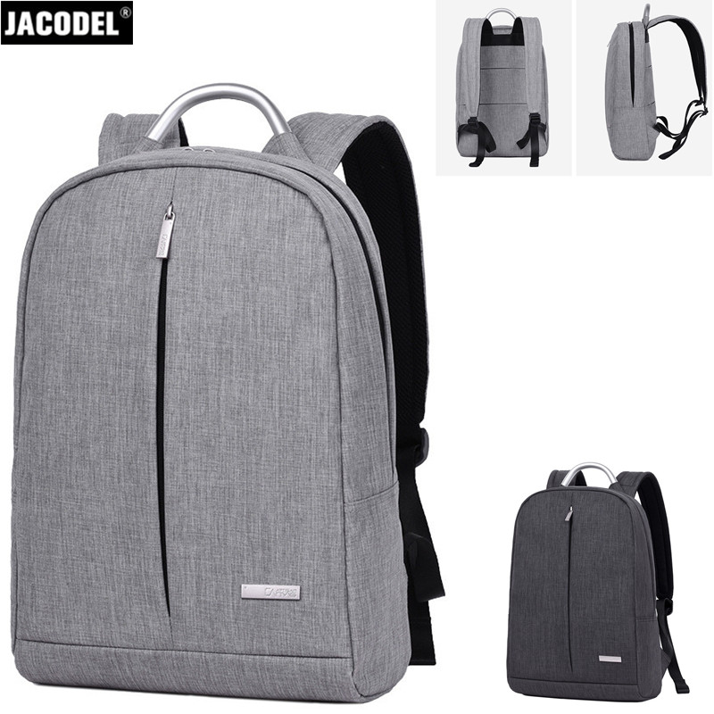 Jacodel 2017 Business Notebook Bag 15.6 inch Laptop Back Pack for Computer Backpack Casual School Bags for Students Travel Bags