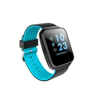 Cheapest MTK2502 Smart Watch Blood Pressure Heart Rate Monitor Bluetooth Smartwatch Call Message Sync PK SN10