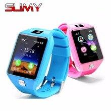 Viscoso Bluetooth Relógio Inteligente Smartwatch DZ09 Devices Wearable para As Mulheres Homens Crianças Presente relógio de Pulso Da Câmera Do Telefone para Xiaomi Huawei