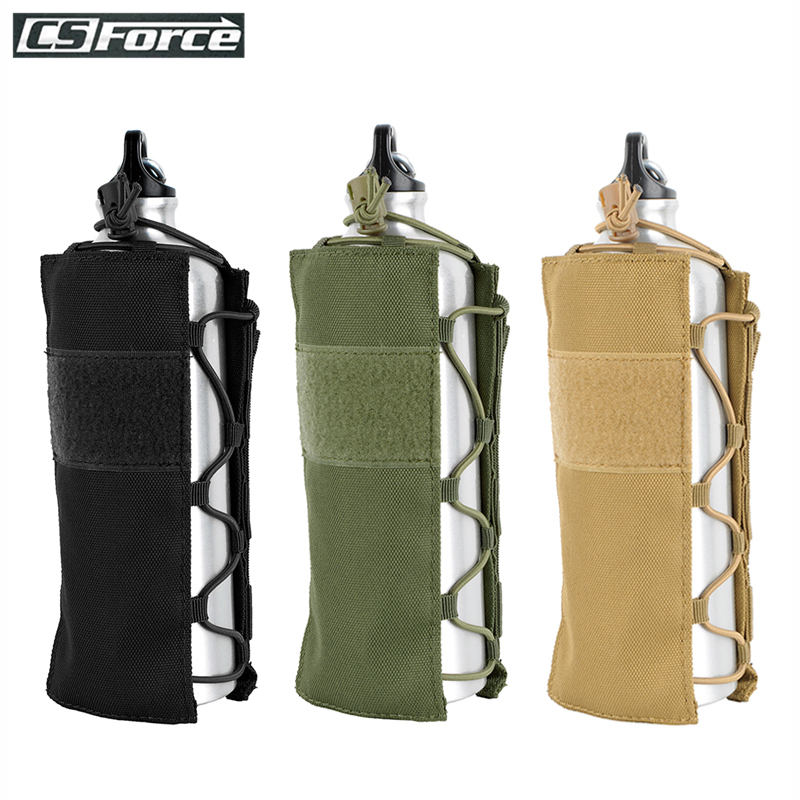 sneakers new high quality discount shop CS Force Tactical Molle Bottle Pouch 0.5L 2L Water Bottle Cover ...