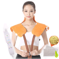 Electric Moxibustion Shawl Neck Cervical and Shoulder warm Heating Pad Cervical Heating Blanket Multiple Protection Health Care