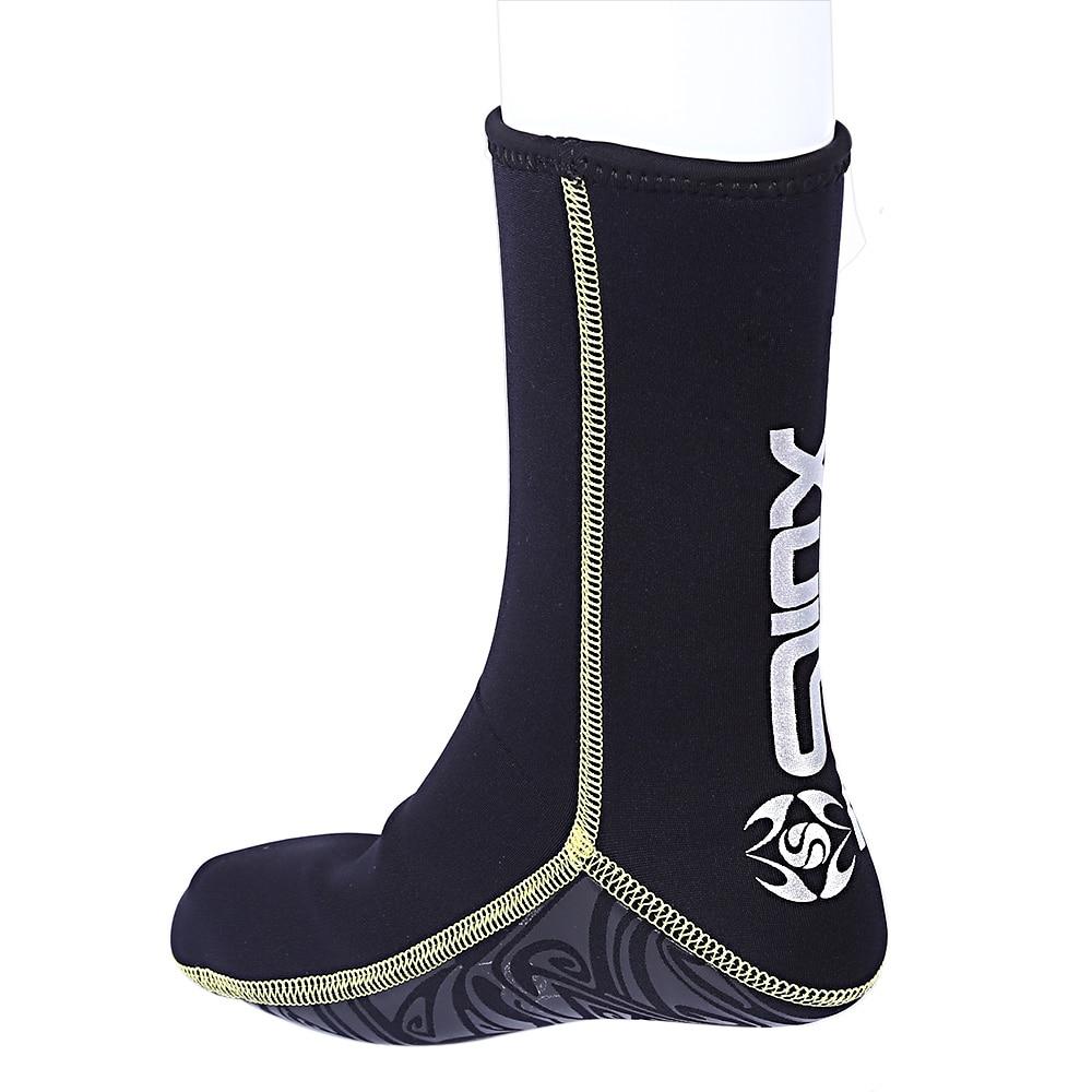 Këpucë noti SLINX 3MM Neoprene Scuba Swimwear Wetsuit Diving Socks - Sporte ujore