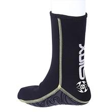 SLINX 3MM Neoprénové plavecké boty Potápěčské plavky Ponožky na ponožky Potápěčské ponožky Anti-poškrábání Oteplení Šnorchlování aqua Ponožky Ponožky na písek